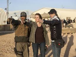 Bigelow directing, BAFTA-award-winning actress Jennifer Ehle