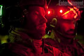 Joel Edgerton, Blackhawk pilot