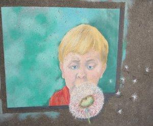 Dandelion Boy - by Leann Vineyard Cooper