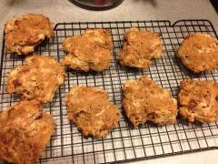 Ta-da! Scrumptious scones