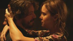 Mason (John Gallagher Jr.) and Grace (Brie Larson) in Short Term 12.