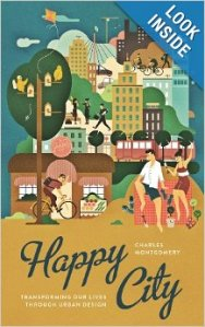 Where you live is a huge happiness indicator says this new book.