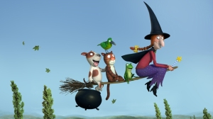 """Room on the Broom"" from the United Kingdom"