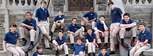 Bruce once worked at The American Boychoir School in Princeton, New Jersey.