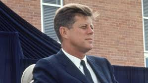 """Do Not pray for easy lives. Pray to be stronger men."" -- John F. Kennedy"