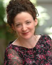 Australian born Monica McInerney who wrote the novel Hello From the Gillespies.
