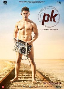 "The genre-bending movie from India called ""PK"". Yes, you must see it now!"