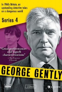 BBC One's thought-provoking Inspector George Gently television show, available in the U.S. on Netflix.