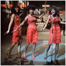 Another 1960's musical trio, the Supremes who share nothing but a name with the other Supremes.