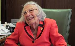 Nelle Harper Lee's sister Alice Finch Lee who died last year at the age of 103.