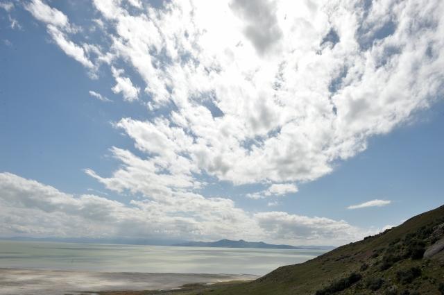 Utah sky 4-14-2017